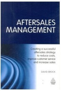 aftersales management by david brock